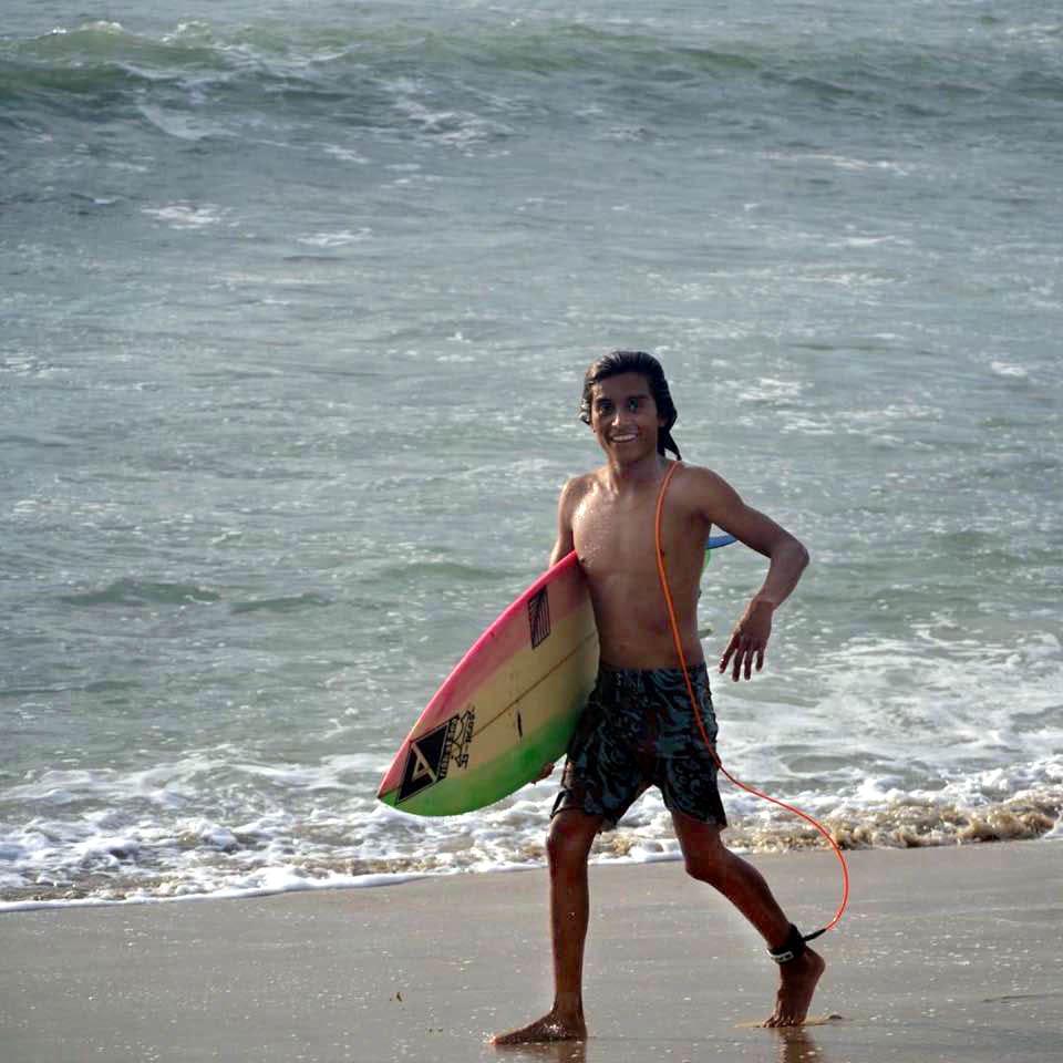 Nacional decSurfing en homenaje del oaxaqueño Jaciel Ortiz