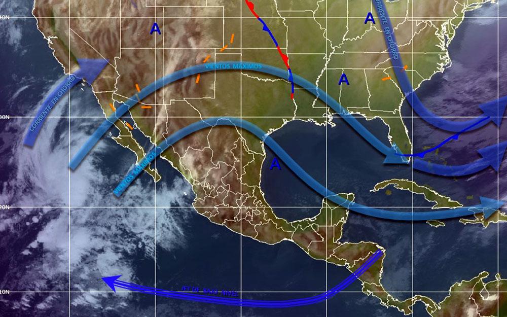 Pronóstico del clima en México para miércoles 28 de enero del 2015 - e-oaxaca Periódico Digital de Oaxaca