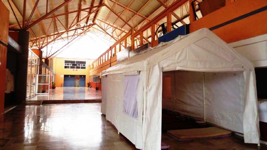 Habilitan dos albergues por descenso de temperaturas en Huajuapan - e-oaxaca Periódico Digital de Oaxaca