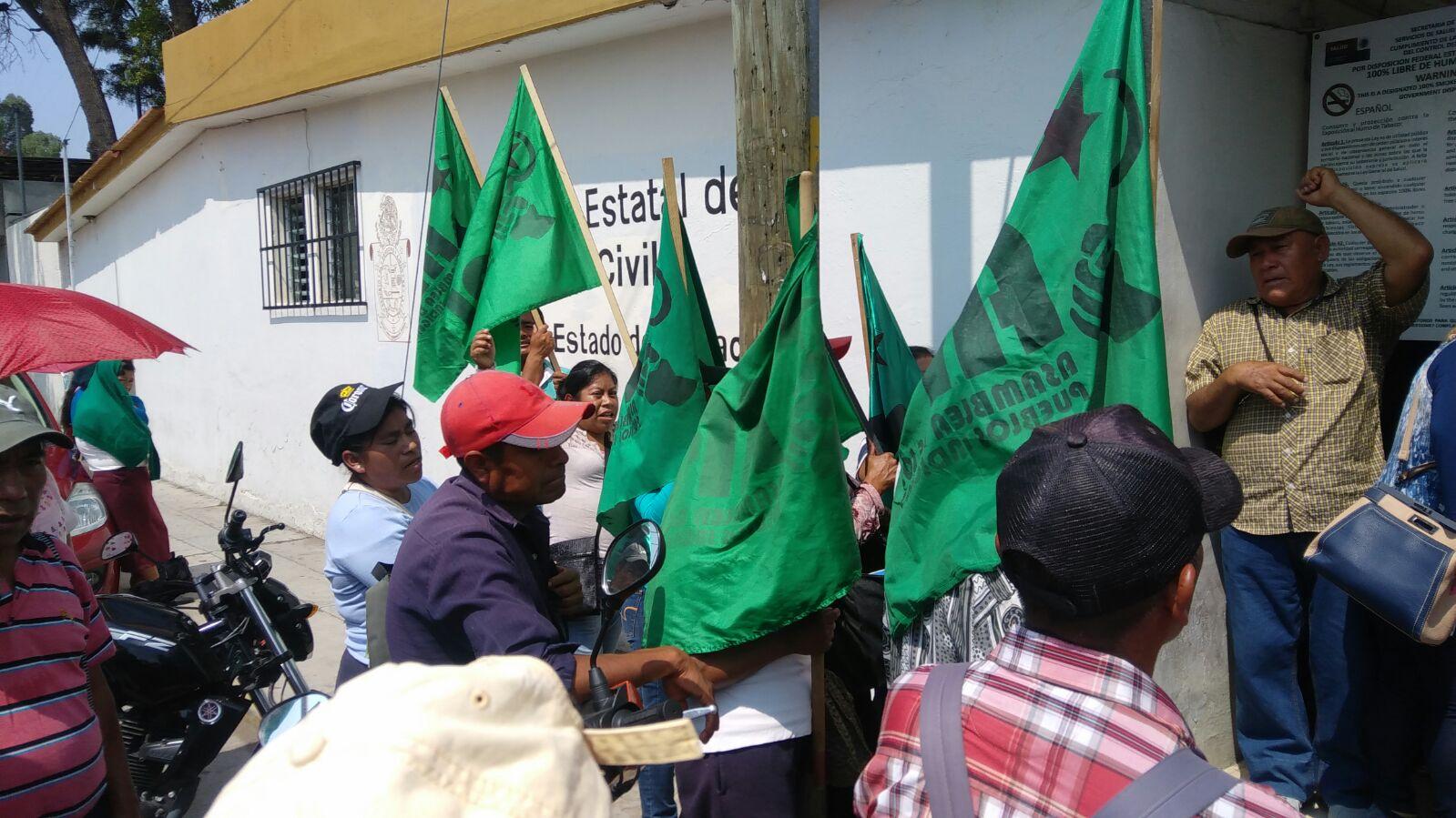 Fuerte lluvia en Oaxaca deja daños materiales