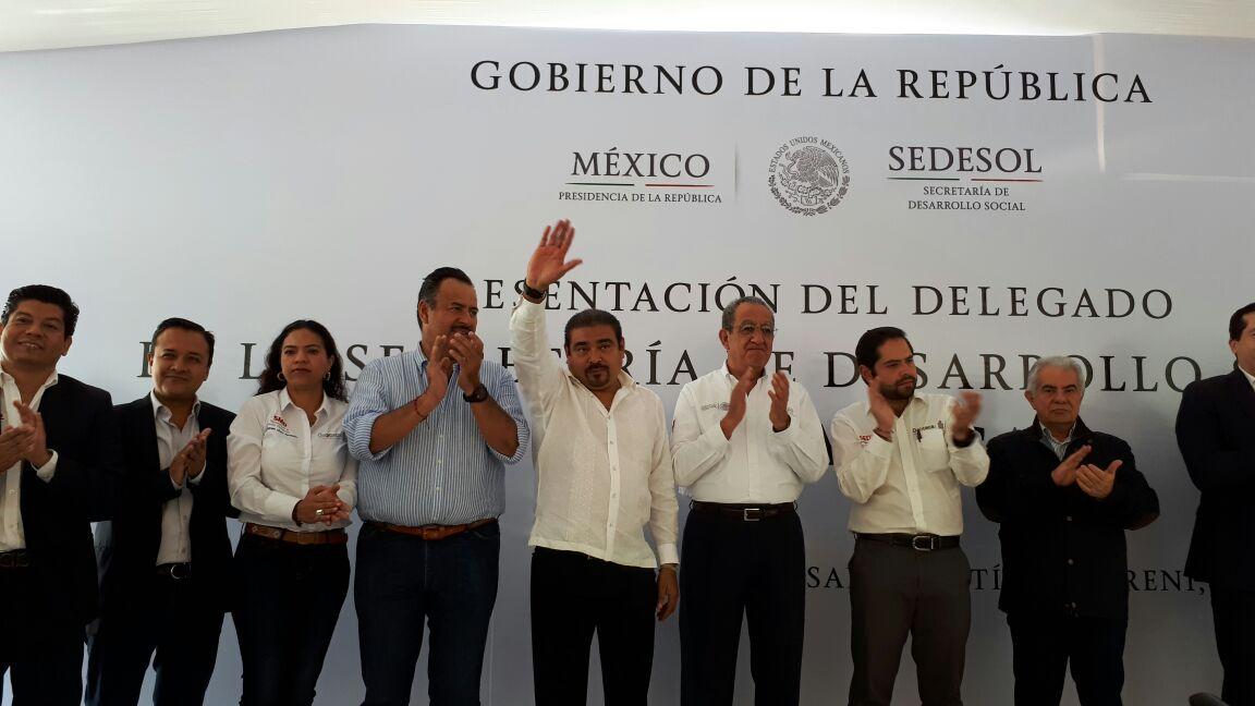 Sin inhabilitación, Alejandro Avilés puede asumir cargo de delegado: SEDESOL