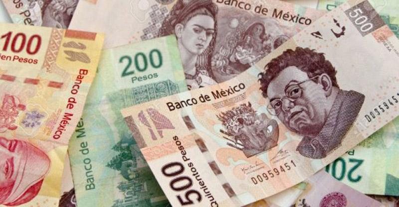 Retienen 335 mil piezas en 2017 — Billetes falsos