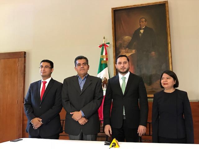 Gobierno de Oaxaca anuncia ajustes en el gabinete por renuncias