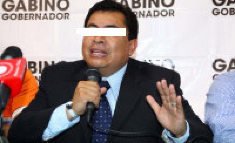 Detienen a exsecretario de Vialidad de Oaxaca por tráfico de concesiones