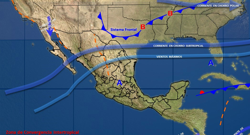 Temperaturas gélidas entre los 0° y 5° C para Michoacán