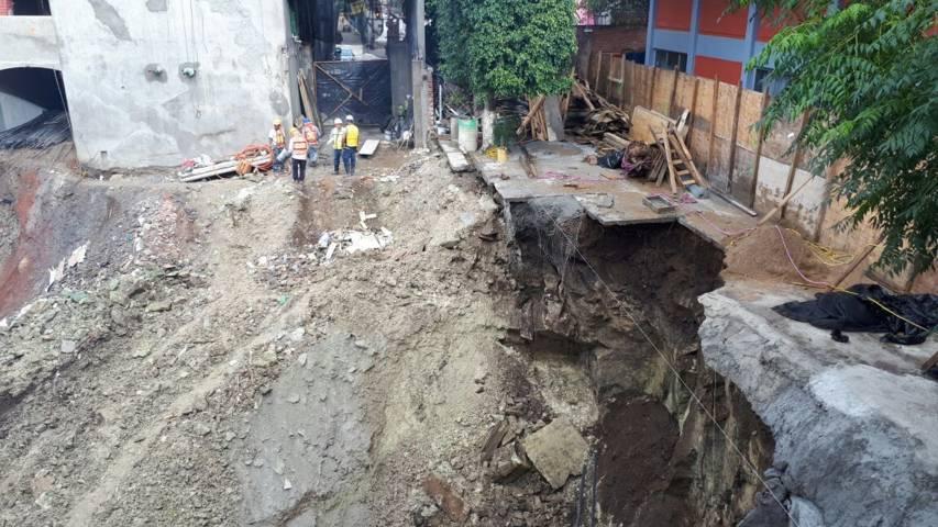 Inician reparación de escuela dañada en Oaxaca
