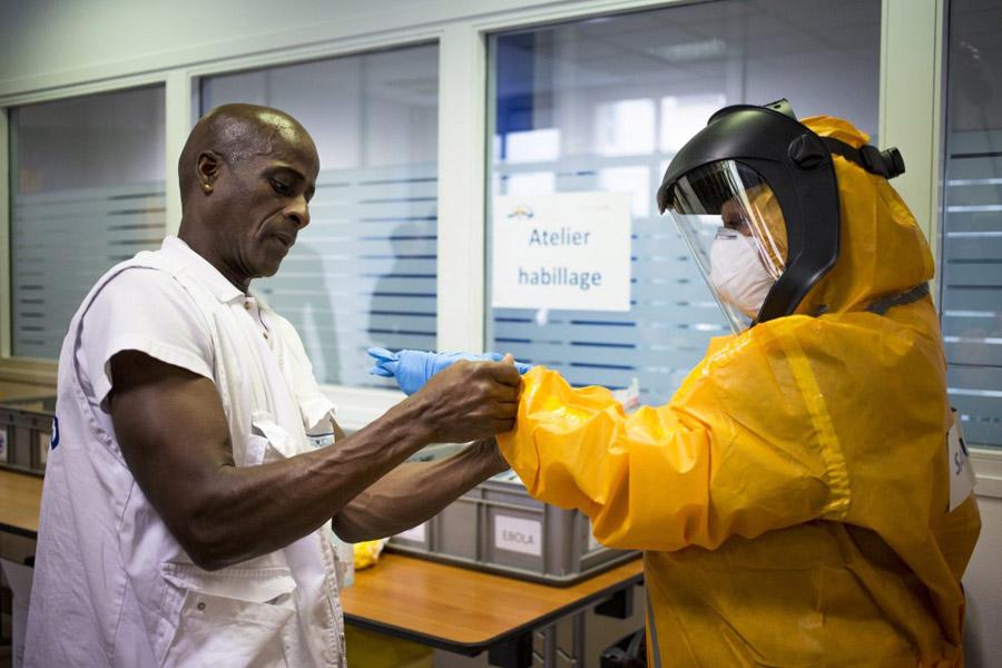 """República Democrática de Congo confirma 2 casos de virus del ébola"""""""