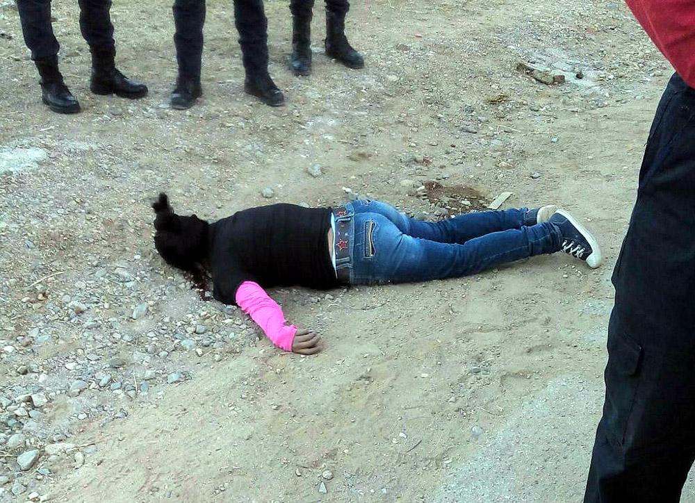 Resultado de imagen para matan a mujer en mexico