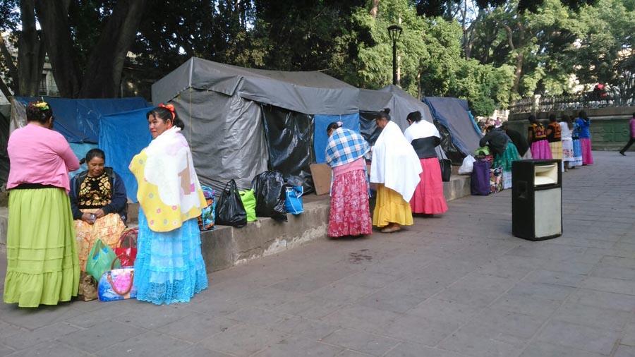 Mujeres del Istmo exigen nuevo censo de daños por sismos
