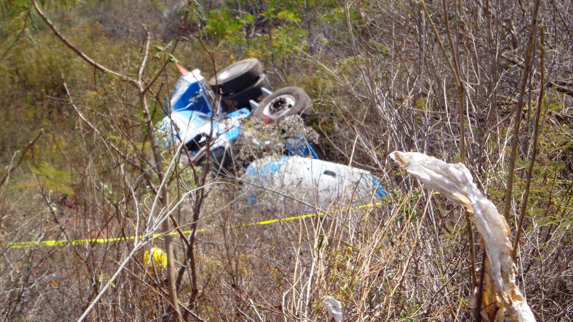 Trágico accidente deja un muerto en Huajuapan - e-oaxaca Periódico Digital de Oaxaca