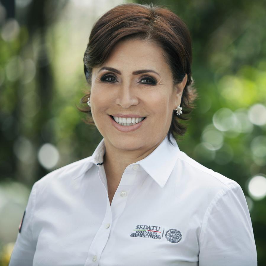 Rosario Robles: Declaran A Rosario Robles Como Persona No Grata En El