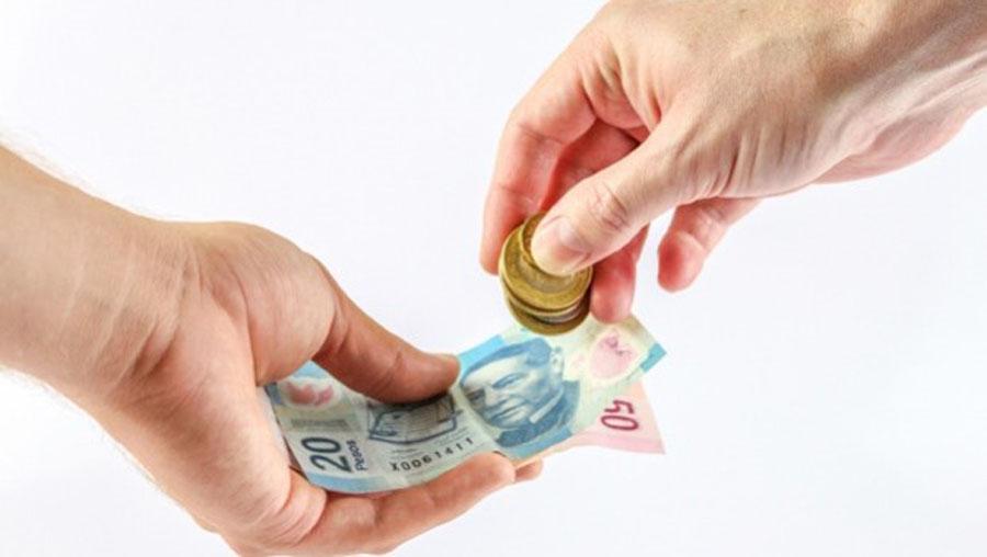 Coparmex pide analizar viabilidad de subir el salario mínimo a 98.15 pesos