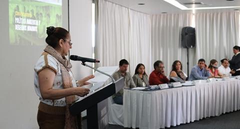 Busca Defensoría visibilizar proyectos ambientales desde la perspectiva de los DH