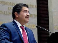 Brasil Acosta Peña, diputado federal e integrante del Comité Ejecutivo Nacional de la Organización Antorcha Campesina.