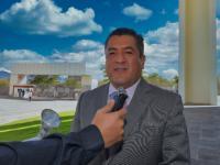 Dip. Arsenio Lorenzo Mejía / Presidente del Congreso de Oaxaca