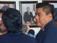 Presidente del Congreso de Oaxaca, dip. César Morales Niño.