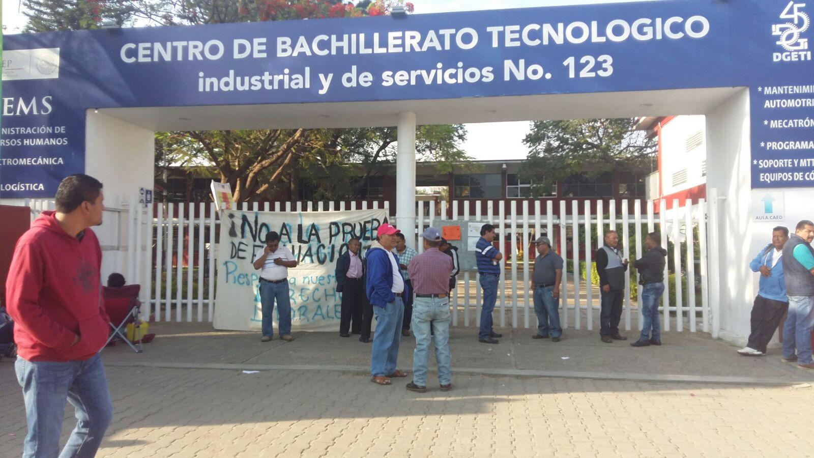 Realiza SSP operativo ante manifestaciones de la CNTE