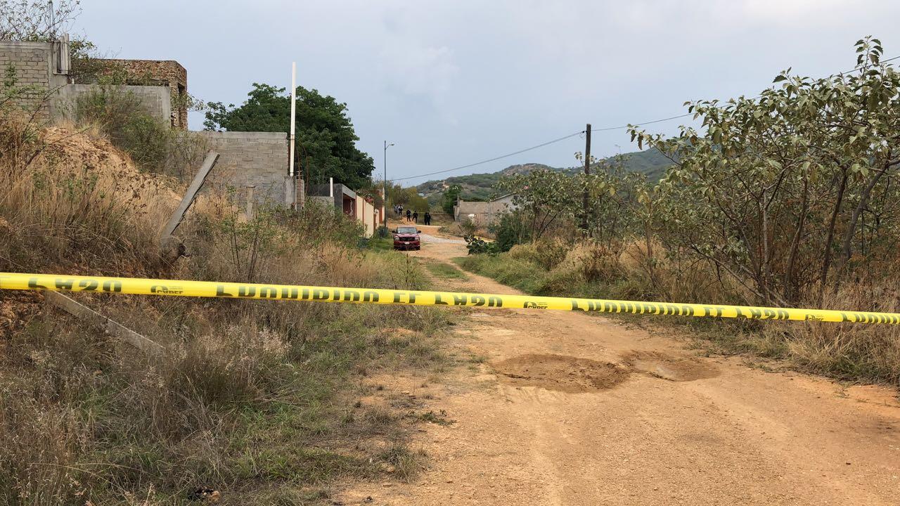 Asesinan a balazos a un individuo en Oaxaca
